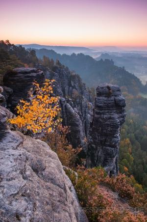 Herbst am Höllenhund