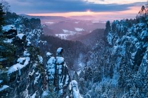 Winter im Wehlgrund