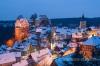 Hohnstein im Winter