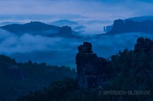 Mystisches Elbsandsteingebirge