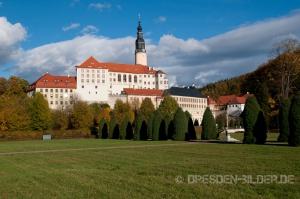Blick vom Schlosspark