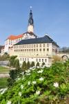 Frühling am Schloss Weesenstein