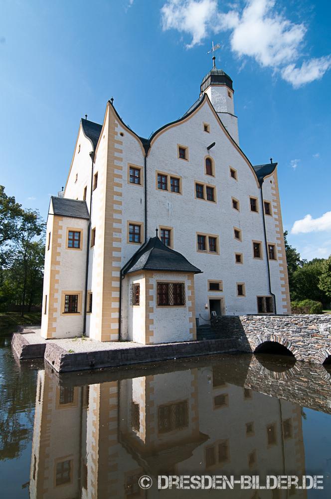 Schloss Klaffenbach bei Chemnitz