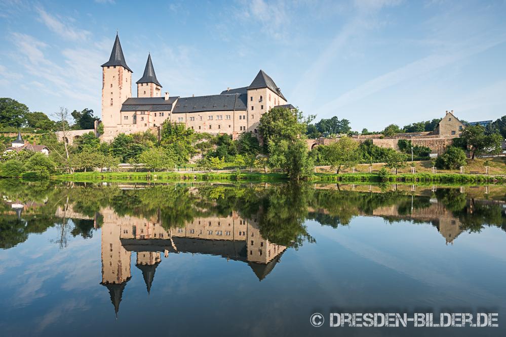Schloss Rochlitz an der Mulde