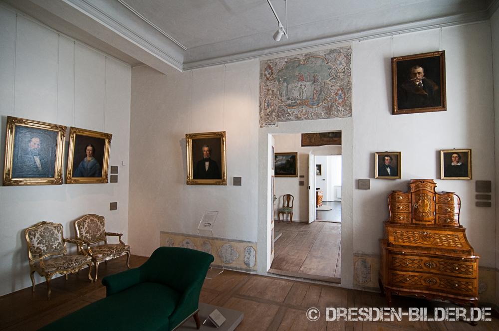 Burg Gnandstein Innenansicht